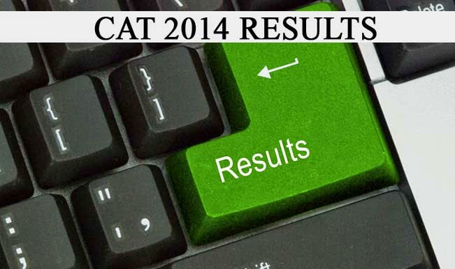 CAT 2014 Results