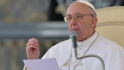 """Papa: """"Não deve haver luta de poder na Igreja"""""""