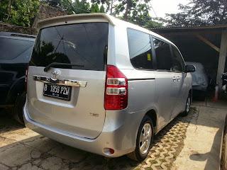 Rental Mobil Toyota NAV1 di Jakarta