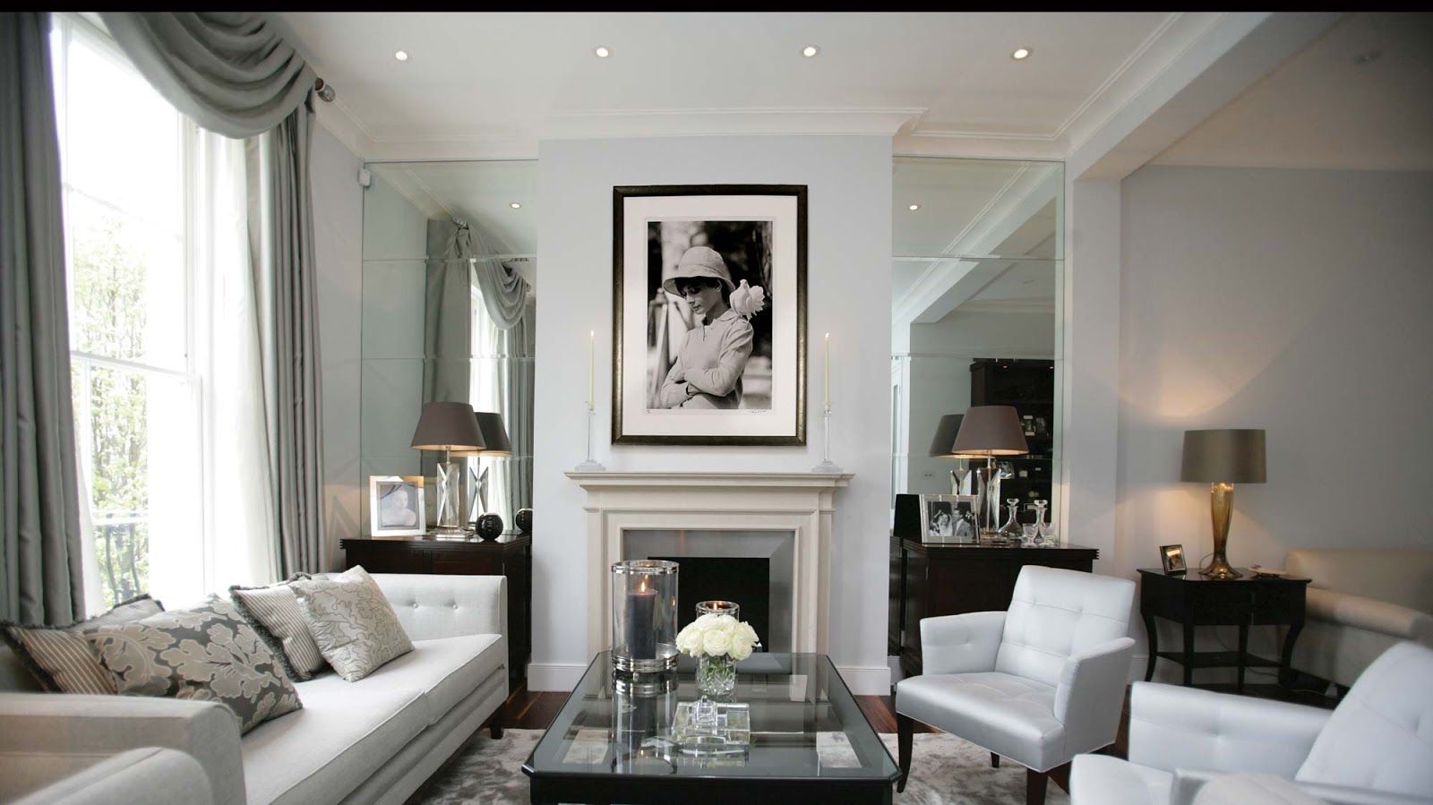 In love with beauty inspiring interiors by katharine pooley for Home interior design ideas uk
