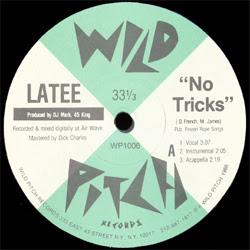 Latee – No Tricks (VLS) (1988) (256 kbps)