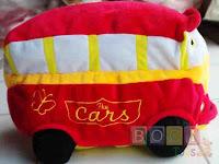 Boneka Mobil Bis