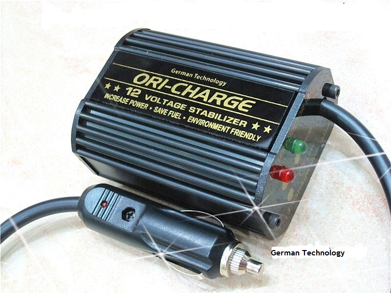 Ori-Charge Voltage Stabilizer