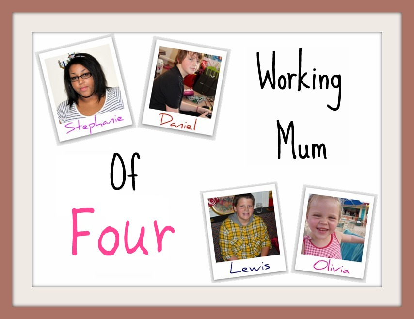 Working Mum Of 4