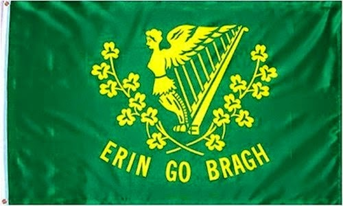 Erin Go Bragh Flag (Ireland Forever)