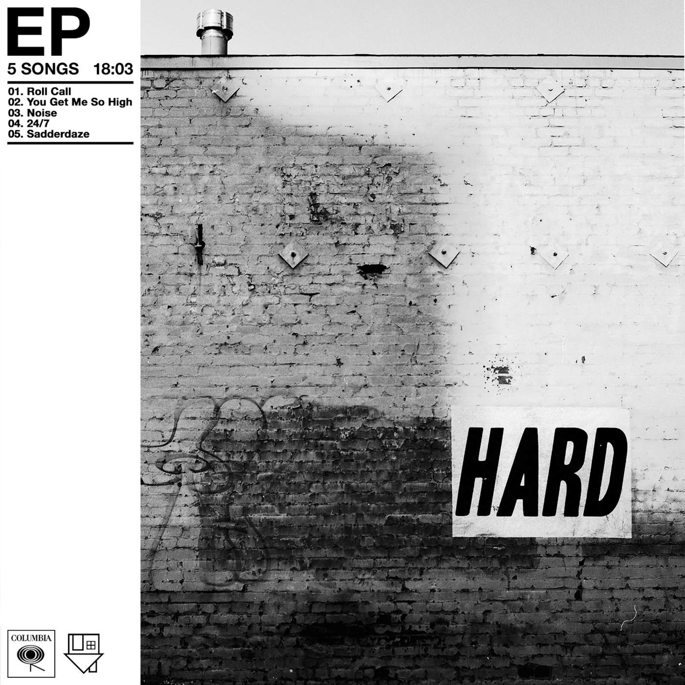 Album Review: Hard EP by The Neighbourhood