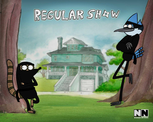 Regular Ninjas Wallpaper por rainbow-veins-8D