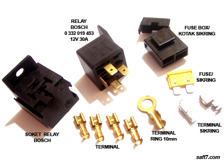 Terminal Relay Mobil Wiring Library Ahotelco