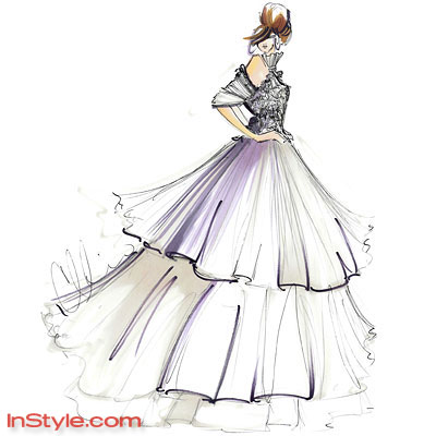 Fashion Designers Sketch