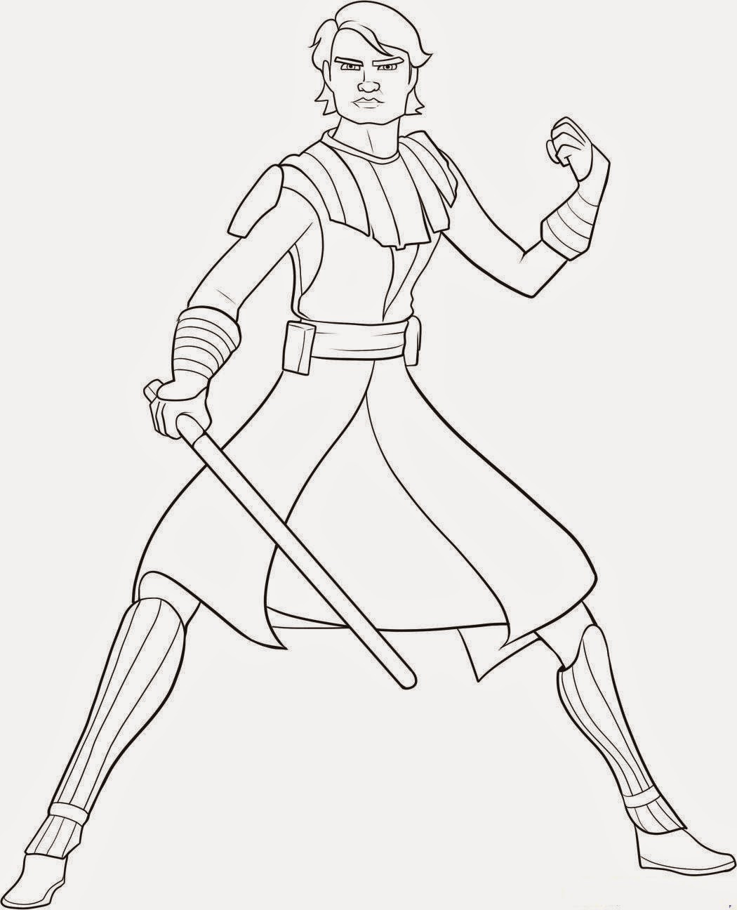 Coloring Pages Star Wars Free
