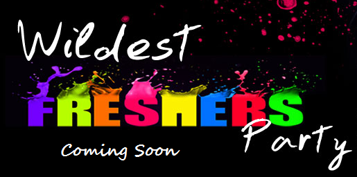 Freshers Party Quotes Fresher's Party is Coming