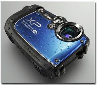Камера для экстремалов FinePix XP200