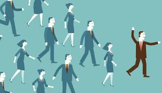 liderança nas empresas