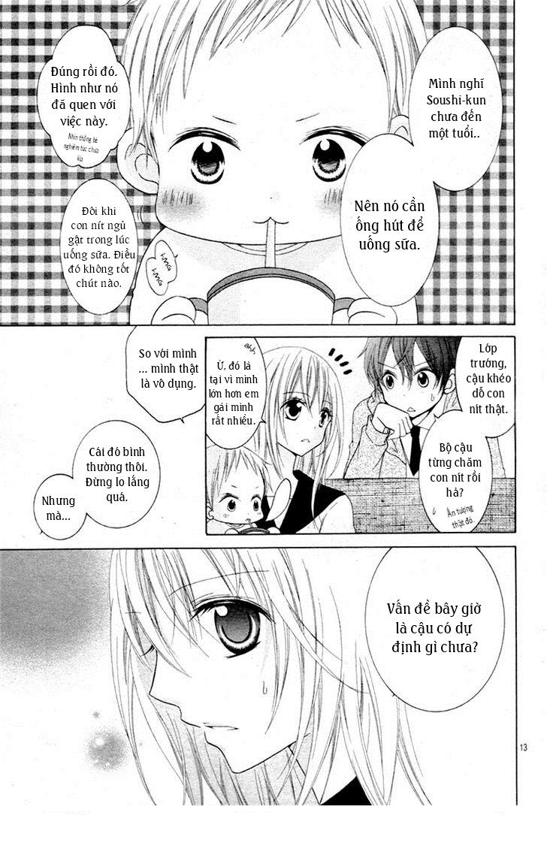 Papa to Mama Hajimemashita chap 1 - Trang 15