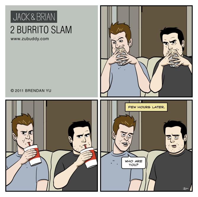 2 Burrito Slam