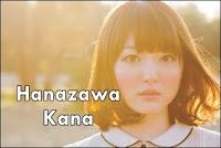 Hanazawa Kana Blog