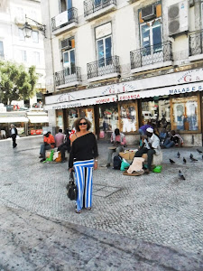 Mais uma vez Lisboa - Agosto de 2013