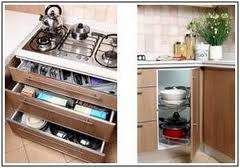 Complementary Accessories For The Kitchen Set Looks Beautiful And