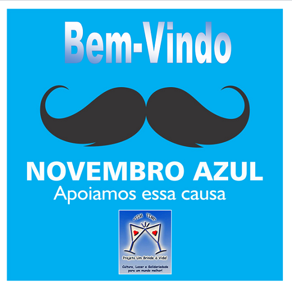 """- """"BEM-VINDO MÊS DE NOVEMBRO"""" -"""