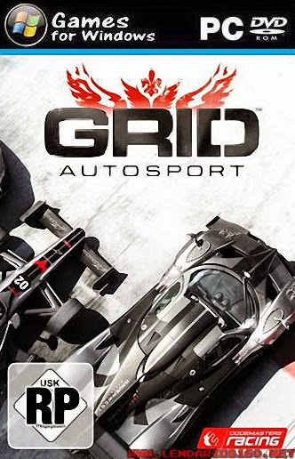 Download Games GRID: Autosport PC Full Repack Gratis