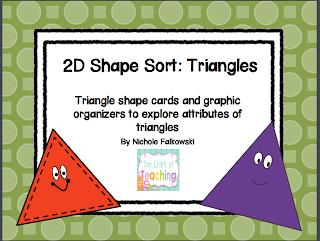 http://www.teacherspayteachers.com/Product/Triangles-Shape-Sort-with-Shape-Cards-1000861