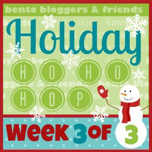 Holiday Bento Hop