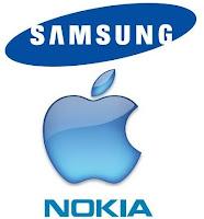 Infografika množství přepravovaných smartphonů ve světě: Apple, Samsung, No