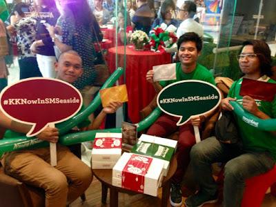#KKnowinSMSeaside, Krispy Kreme Doughnuts, Krispy Kreme SM Seaside City, SM Seaside City, Original Glazed, Krispy Kreme Philippines, Robert James Gemparo