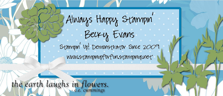 Always Happy Stampin