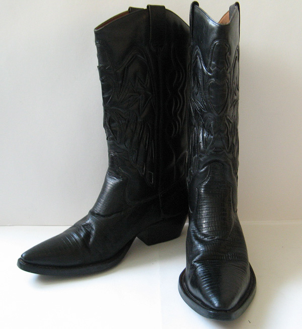 Beautiful DINGO Boots AVA Womenu0026#39;s 11u0026quot; Pigskin Foot Suede Top Leather Harness Western Cowboy Boots - Black