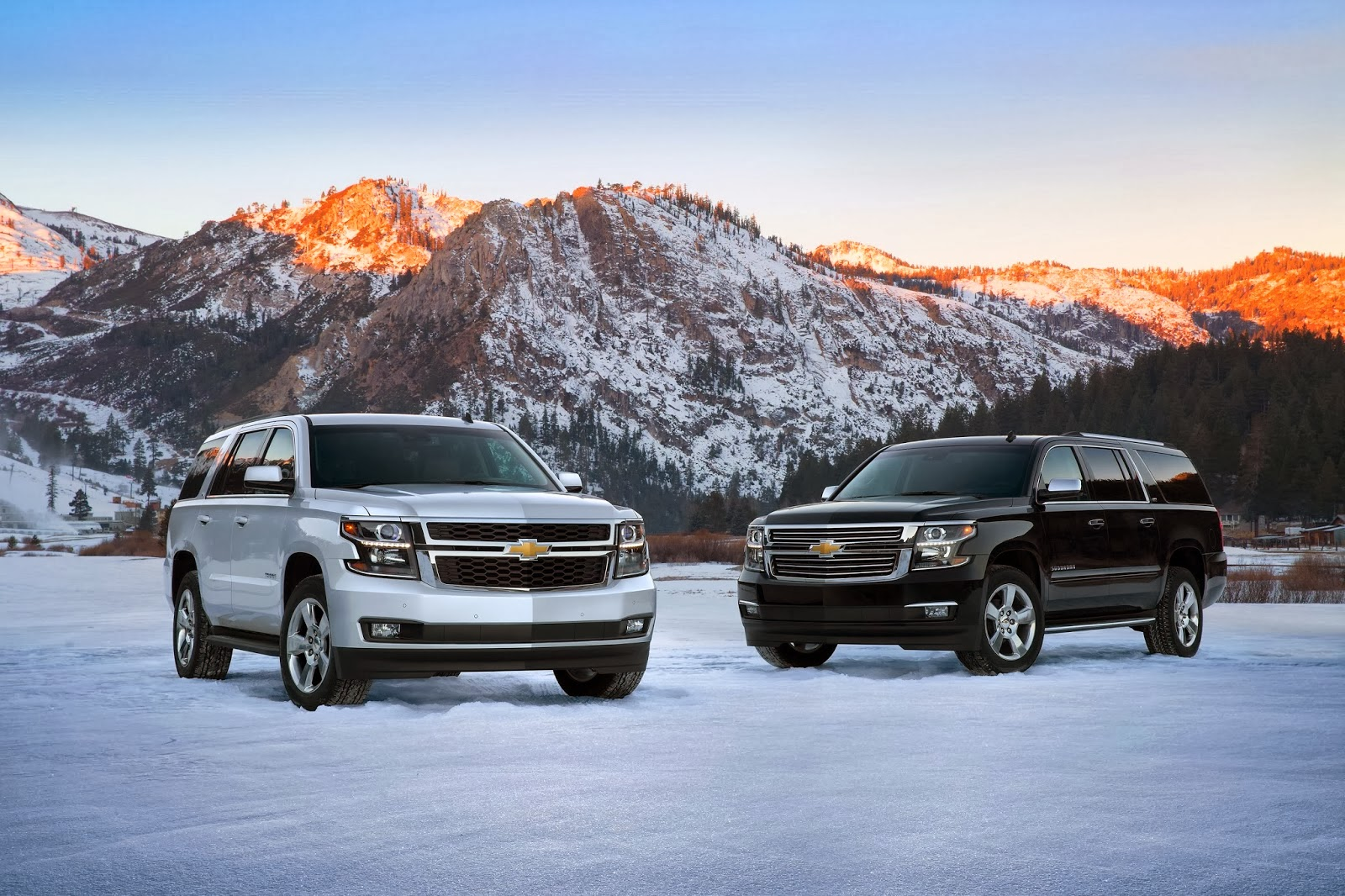 2015 Chevrolet and GMC SUVs Offer Better Gas Mileage