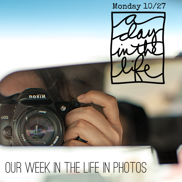Week In The Life 2014 | Monday photos