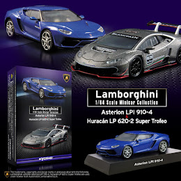 Kyosho Lamborghini Presale is live!