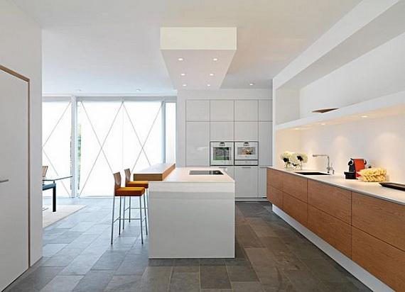 Id es d 39 clairage incroyables pour la cuisine et la salle manger d co - Idee eclairage cuisine ...