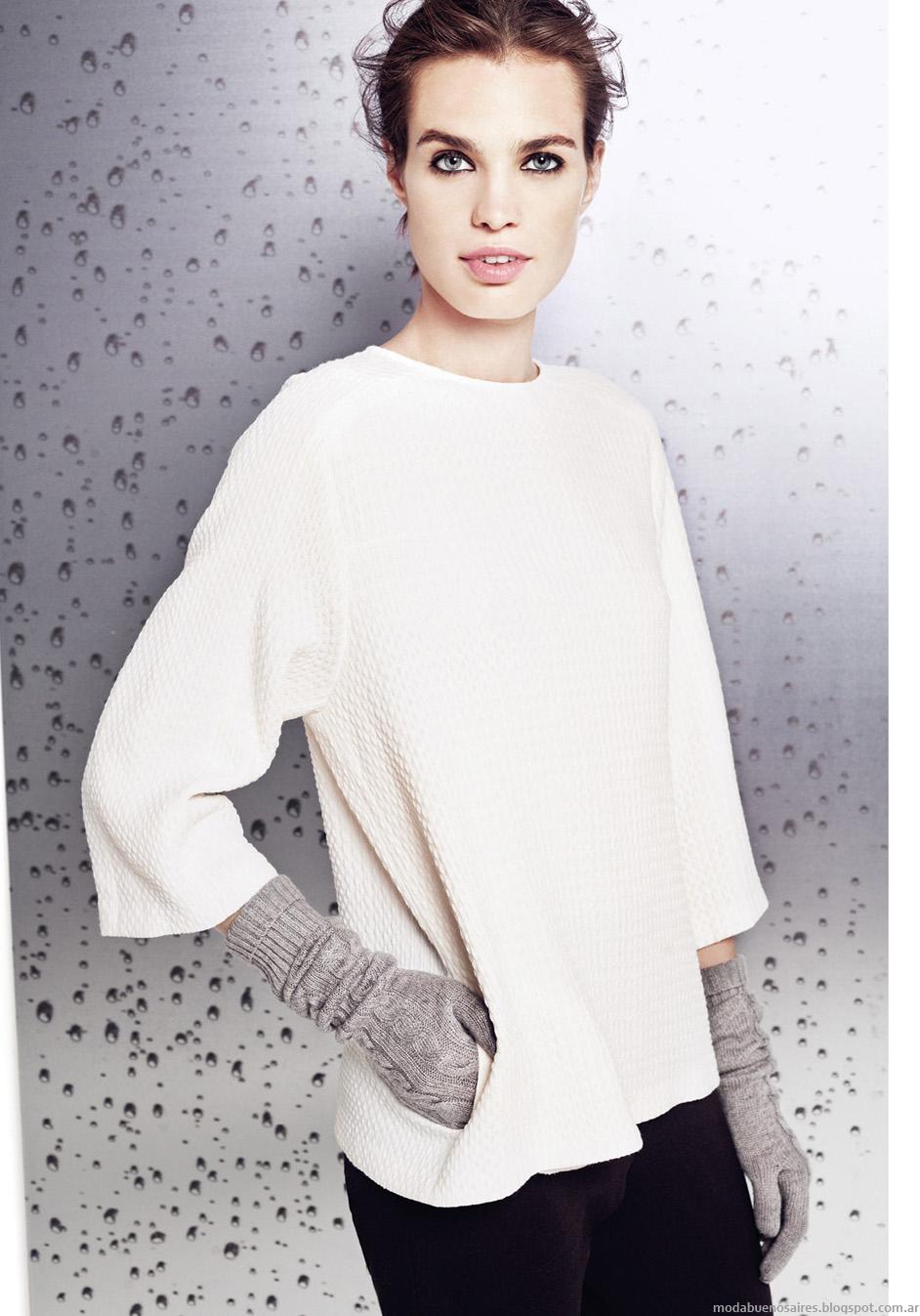 Ropa de moda invierno 2014 Graciela Naum.