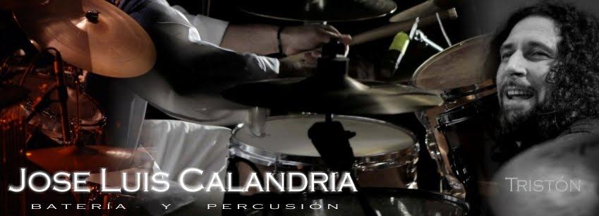 "Jose Luis Calandria ""Tristón"""