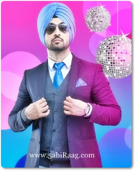 Diljit Dosanjh Dashing Sadi Love Story