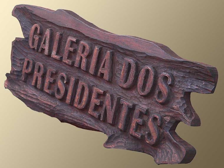 Galeria dos Presidentes - Placa para sítios e fazendas