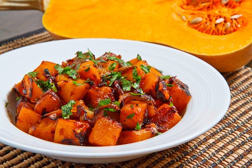 Chipotle Butternut Squash