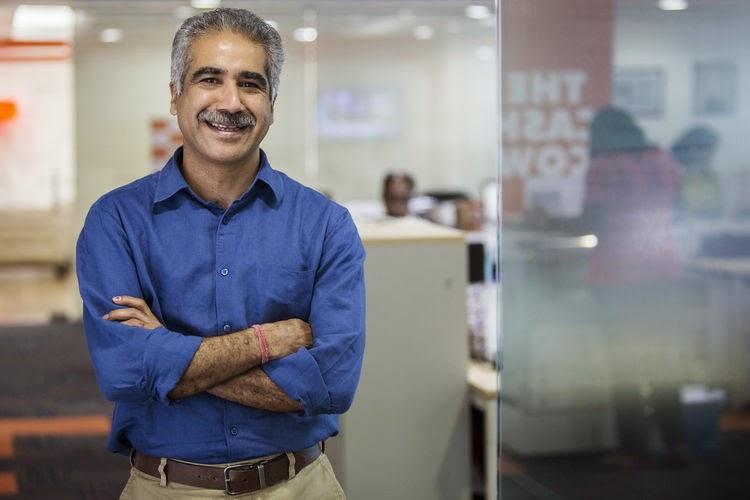 Micromax CEO Vineet Taneja
