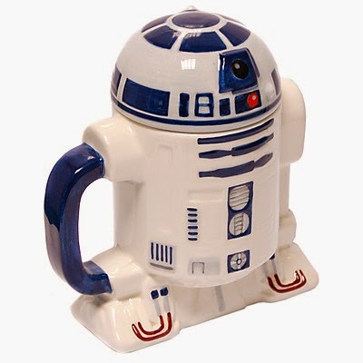 Star Wars Jarra R2D2 con tapa