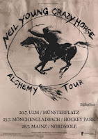 Tourposter Alchemy 2014