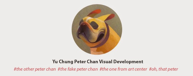Yu Chung Peter Chan Visual Development