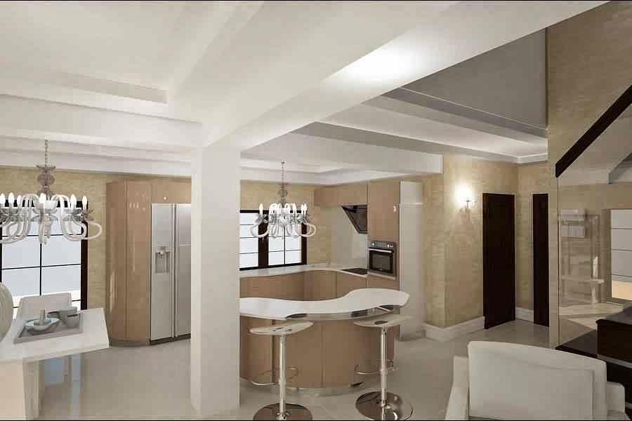 Design interior living case pret