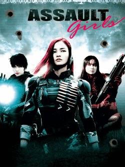 Nữ Đột Kích - Assault Girls (2009) Vietsub
