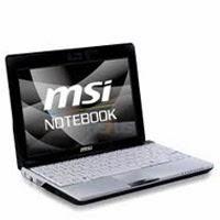 Netbook MSI U123 Driver