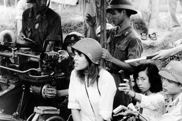 the career of jane fonda an actress and antiwar activist Anti-war activist turned politician, dies hayden's anti-war activism reached a climax on in 1971 that he met the actress and fellow activist jane fonda.