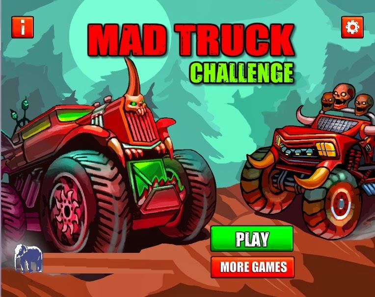 truck games
