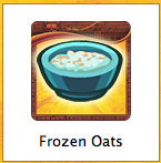 Frozen Oats