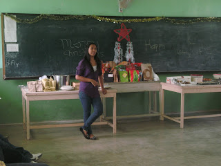 Teacher Angel's Internship Experience
